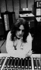 Alex Chilton during the sessions of The Third Album/Sister Lovers