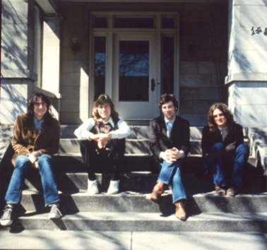 Big Star in front of Alex's house, 1972