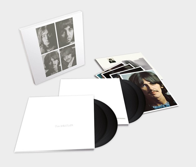The White album 50th anniversary edition